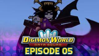 Digimon World Data Squad - Ep 5 - Livilus Island & Lilithmon Boss!
