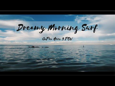 Dreamy Morning Surf || GoPro Hero 9 Black POV 2.7K