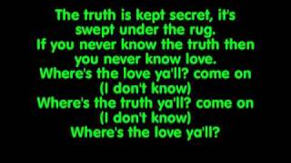 Black Eyed Peas: Where is The Love Lyrics