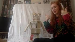 How to make a robot out of recycling!