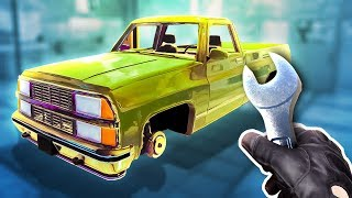 STEALING CARS TO SELL PARTS! - Thief Simulator Gameplay