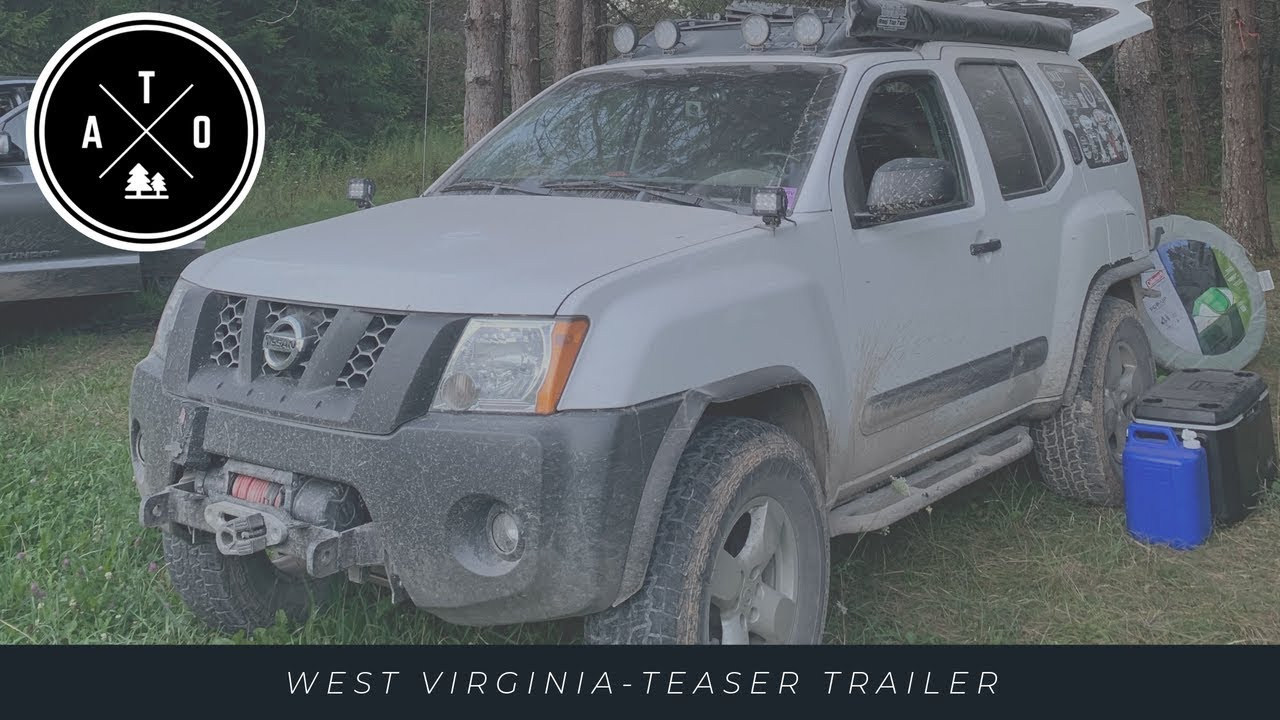 All Things Overlanding-West Virginia Trip-Teaser (Monongahela National Forest, Camping, Overlanding)