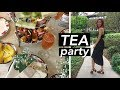 Fancy Tea Party with Forever21?!