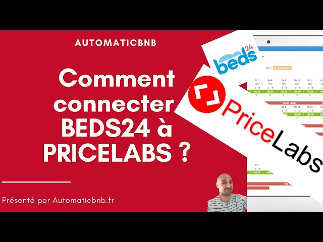 Comment connecter BEDS24 à PRICELABS ? #PRICELABS #BEDS24