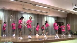 Publication Date: 2015-10-13 | Video Title: 黃天跳繩隊與Hanna Bánhegyi聯合表演
