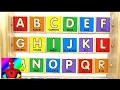 🎓Learn ABCs!  Fun Kids Video Learning with Melissa and Doug ABC Alphabet Toy!
