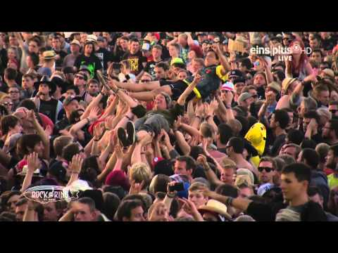 In Flames - 10.Take This Life Live @ Rock Am Ring 2015 HD AC3