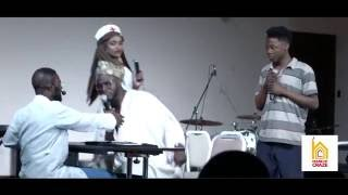 FUNNY STAGE PLAY BY CRAZECLOWN FALZ THE BAHD GUY AND TEGAA ADE