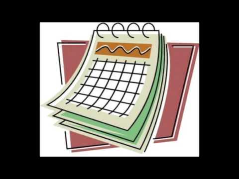 Panic! at the Disco - The Calendar (Karaoke)