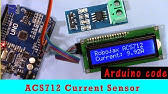 Using the ACS712 Hall Effect Current Sensor Module (part 1