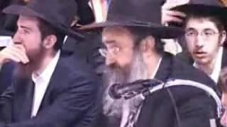 Rabbi Mendel Gluckowsky Farbrengens in Chicago Rosh Chodesh Sivan 5769.
