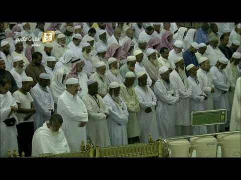 أذان وصلاة الفجر من المسجد الحرام الجمعة 9-11-1437 الشيخ سعود الشريم والمؤذن سهيل حافظ