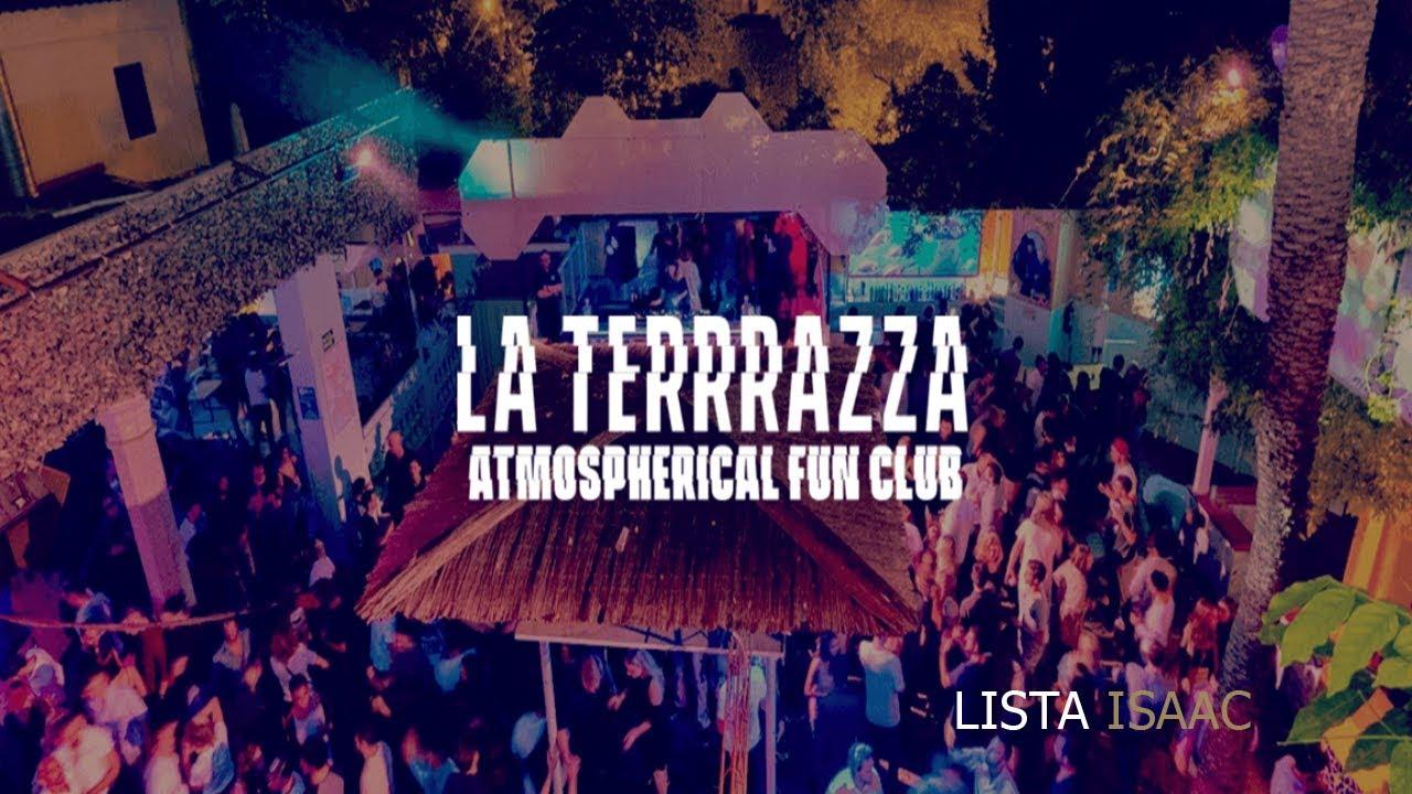 Discoteca La Terraza Barcelona Nocturnos Online