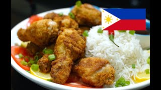 Easy Fried Juicy Chicken - Perfect Fried Crispy Chicken - Filipino Recipes - Pinoy recipes Youtube