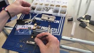 Перекодировка цилиндра Mul-T-Lock