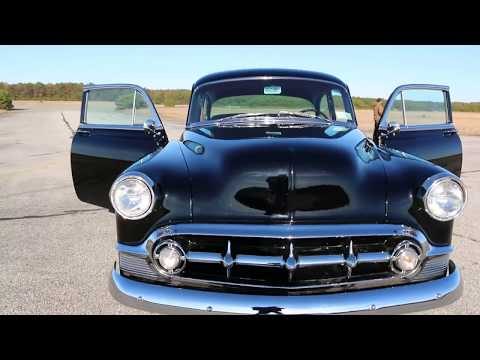 1953 Chevrolet Bel Air Sports Coupe For Sale~350~Foose Wheels~Beautiful Restoration!!