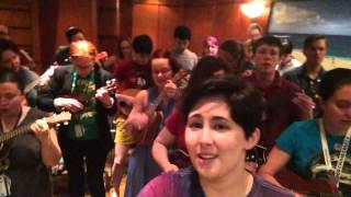 The Ukulele Melee 2015 - Baby You