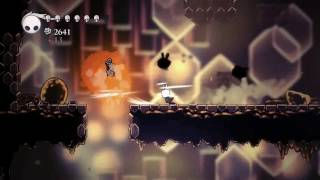 Hollow Knight The Hive and Secret Charm Hive Blood