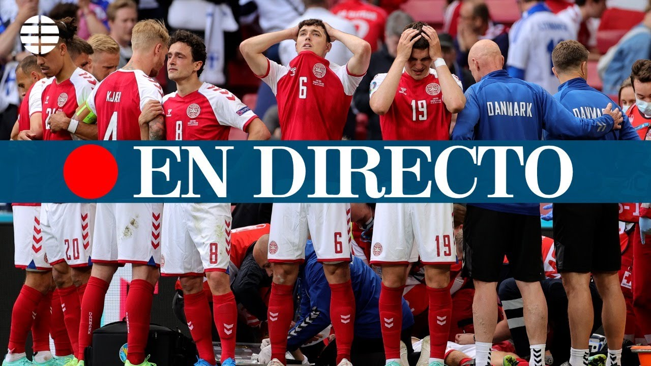 Download DIRECTO EURO 2020   La afición aplaude durante 10 minutos al danés Christian Eriksen