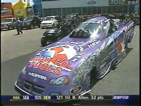 2005 NHRA O'Reilly Spring Nationals Qualifying
