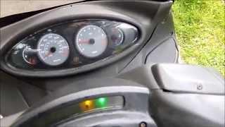 2003 Piaggio X9 250 Demo, walk around, road test FOR SALE