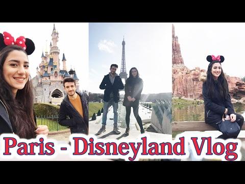 DISNEYLAND Paris Vlog 🙈😍