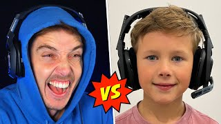 lazarbeam vs nephew