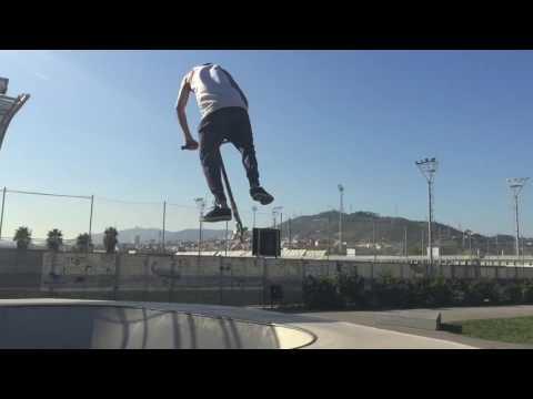 1 Day in santa coloma skatepark