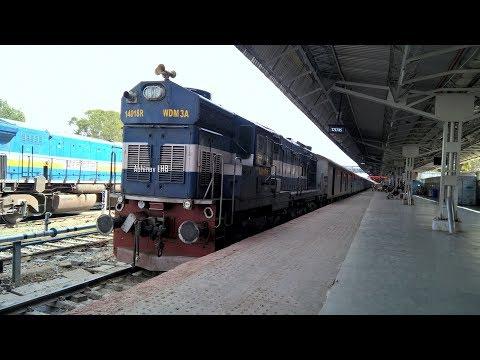 Ajmer - New Delhi SHATABDI EXPRESS via. Jaipur | COMPLETE JOURNEY ONBOARD
