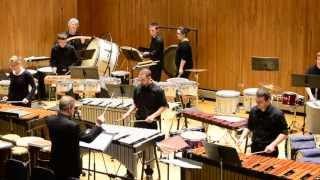 BSU Percussion Ensemble - One Eyed Jacks
