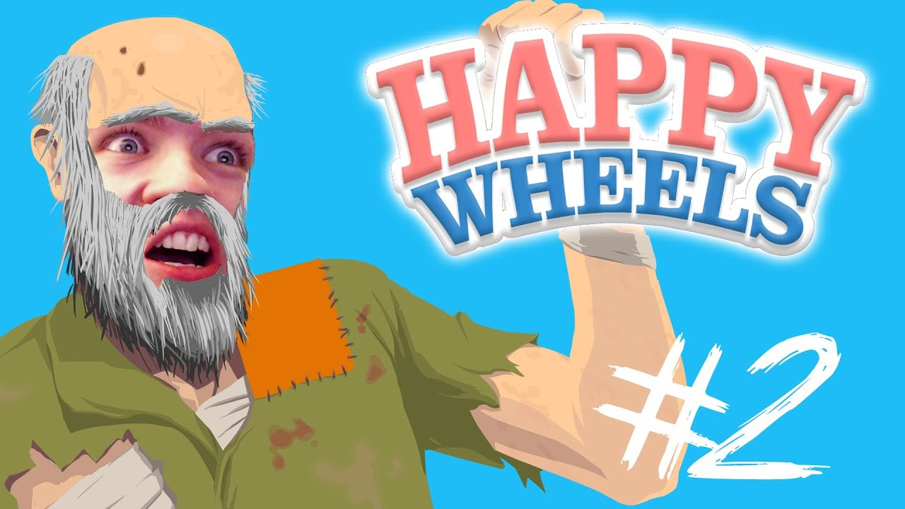 happy wheels original website