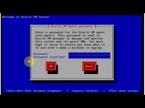 OVM 3.2 installation