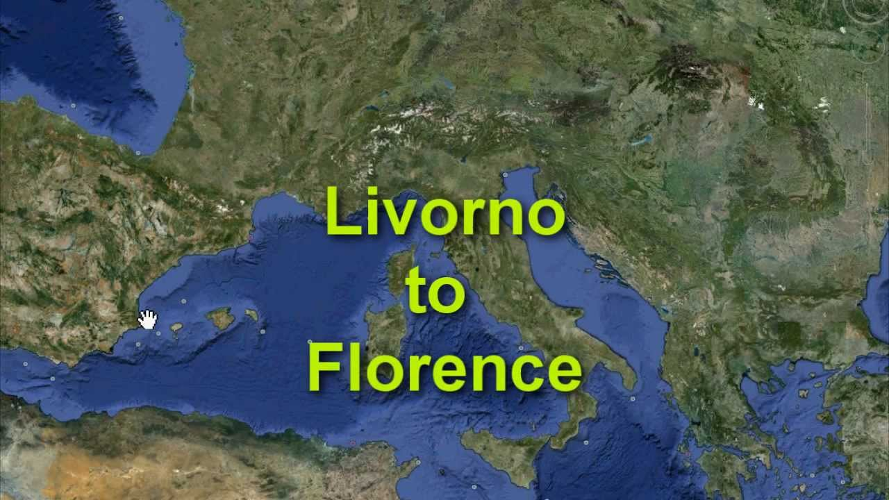 train from livorno to florence - photo#4