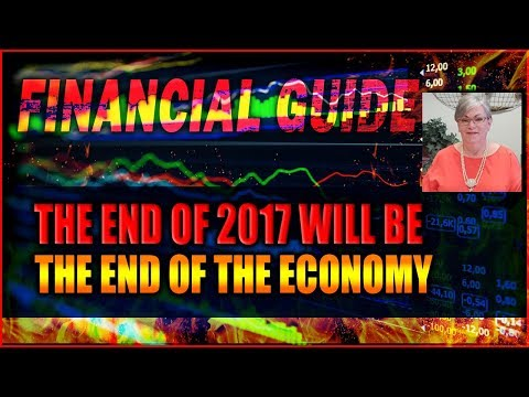 LYNETTE ZANG - The End of 2017 will be the End of Economy