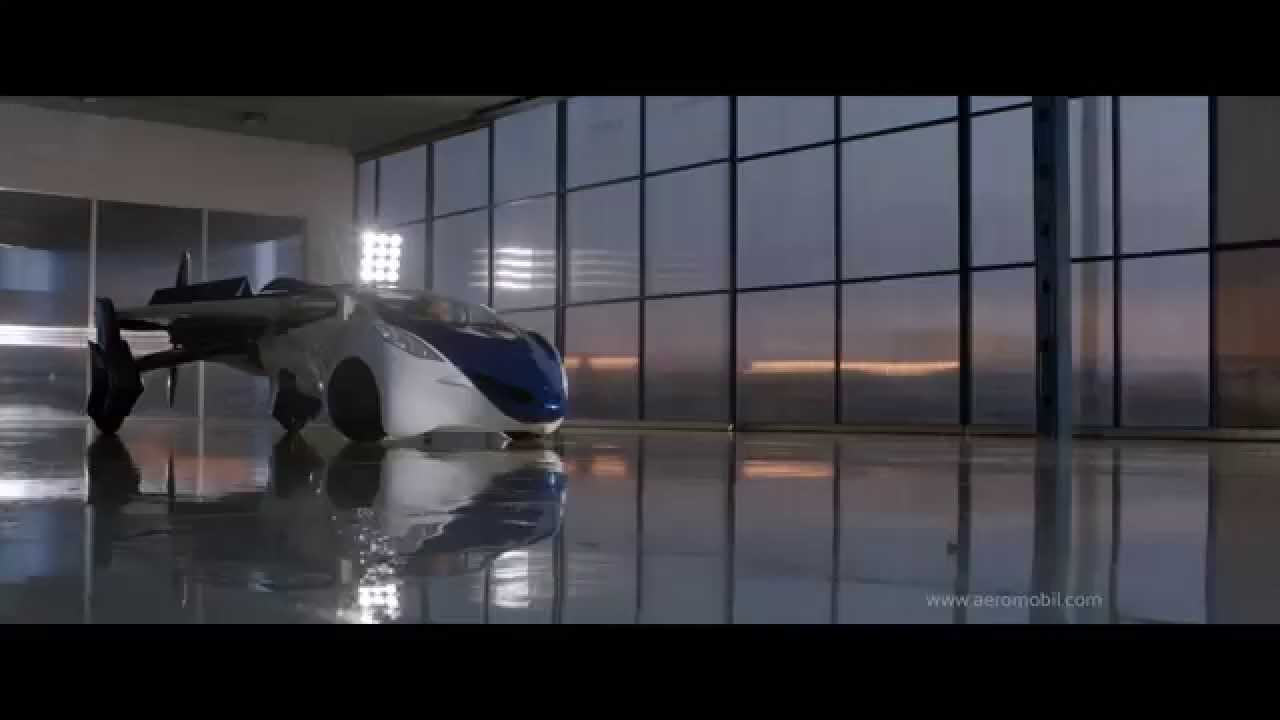 画像: AeroMobil 3.0 - official video youtu.be