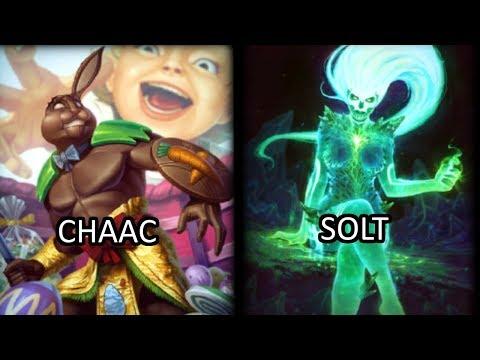 Chaac vs Sol
