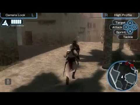 Assassin S Creed Bloodlines Limassol Cathedral Psp Gameplay Youtube