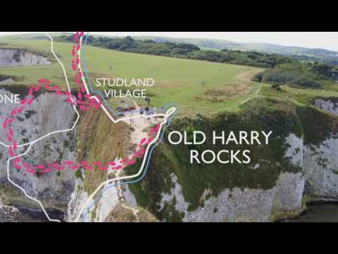 Britain's Best Walks With Julia Bradbury - Dorset Route Overview