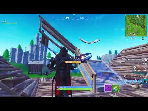 Fortnite How To Edit Stairs