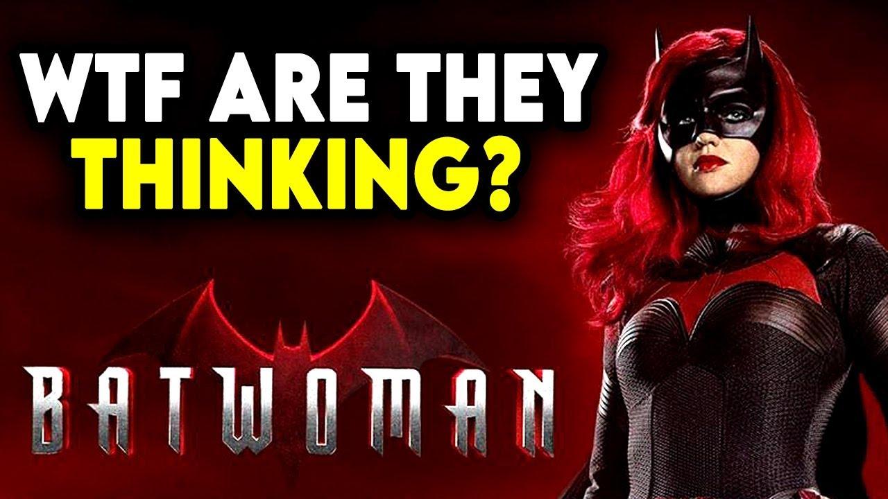 Batwoman Season 2 Teases Kate Kane Is [SPOILER]