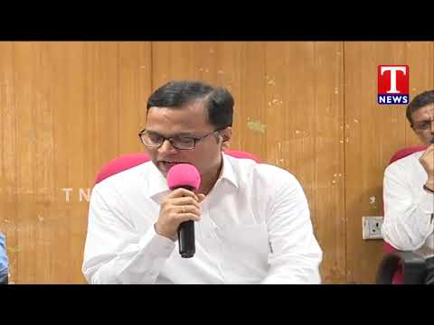 Principal Secretary (Finance) K Ramakrishna Rao Press Meet | T News Telugu