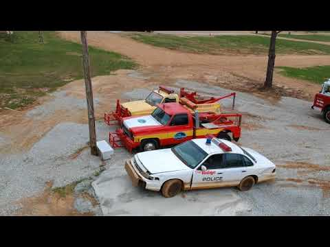 Crowley's Ridge Raceway Drone 4/1/18