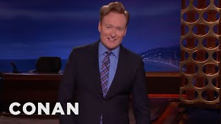 CONAN Monologue 06/14/17  - CONAN on TBS