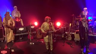 Tinariwen - Imidiwan Win Sahara - Live @ Lausanne, Les Docks, 10.11.2019