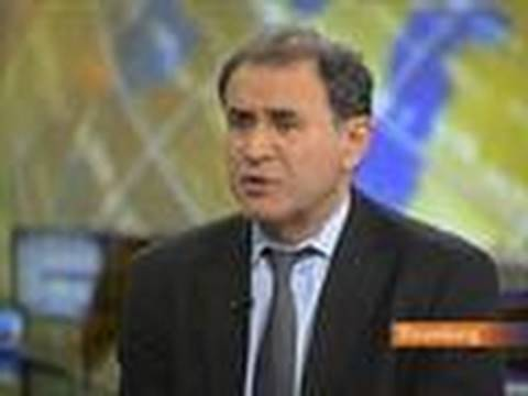 Roubini Discusses $1 Trillion European Loan Package: Video