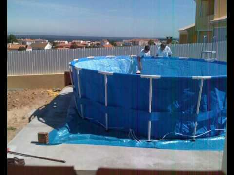 timelapse piscina youtube