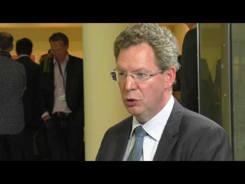 Interview with Ron Berndsen, De Nederlandsche Bank | Dutch Blockchain Conference #dbc16