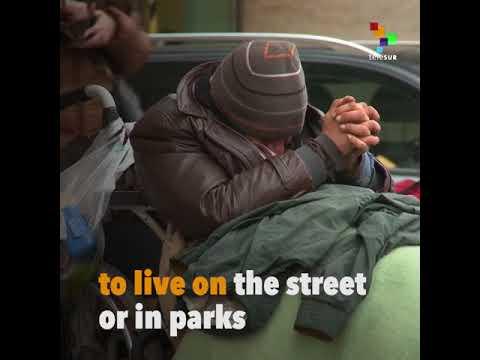 Hungary Forbids Homelessness