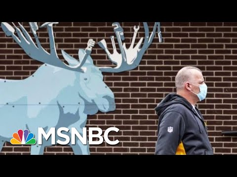 Dr. Gupta: We Aren't Flattening The Curve; The Curve Is Re-Expanding   Morning Joe   MSNBC