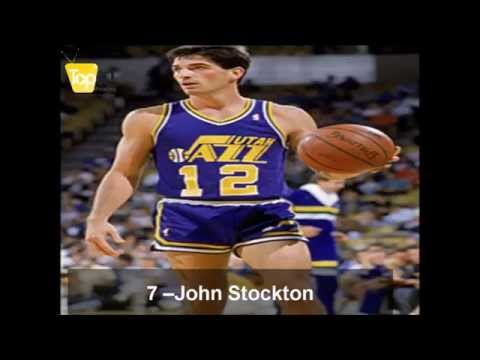 Top 10 Greatest White Basketball Players in History of the NBA & WNBA